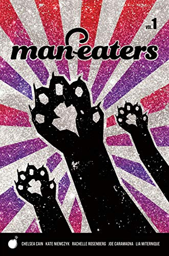 Pdf Graphic Novels Man-Eaters Volume 1