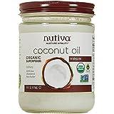 Nutiva Organic Virgin Coconut Oil - 14 Oz