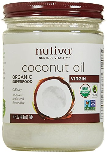 Nutiva Organic Virgin Coconut Oil product image