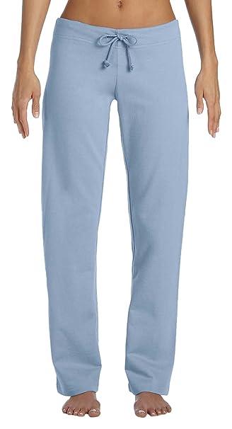 e1fbe6ec0c3d Ladies  7.5 oz. Straight Leg Sweatpants at Amazon Women s Clothing ...