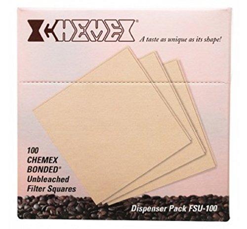 Chemex FS-100 Coffee Filters with 100-Chemex