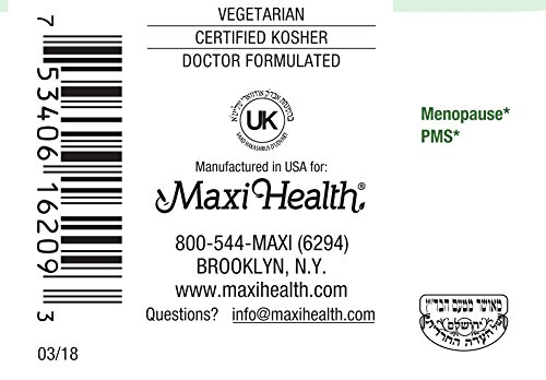 Maxi Health Premium EPO - Evening Primrose with Flax Seed Oil - with Omega-3-180 Softgels - Kosher by Maxi Health (Image #5)