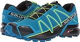 Cheap Salomon Men's XA Pro 3D Trail Running Shoes, Mykonos Blue, 12.5 M US