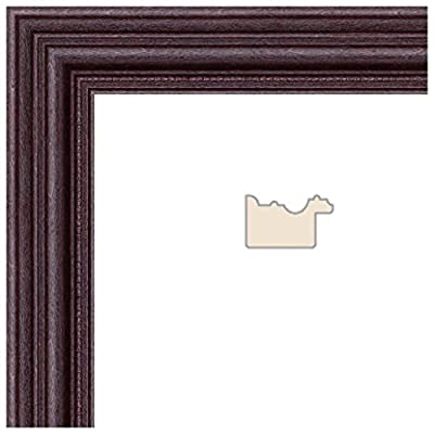 Picture Frame Dark Cherry Stain .. 1.25'' wide