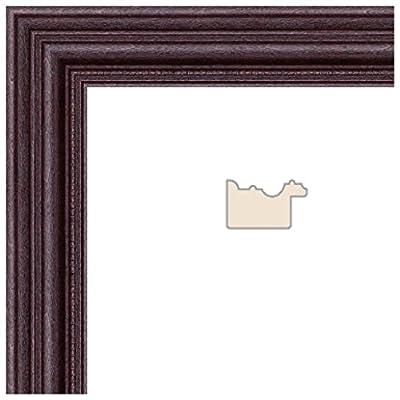 Picture Frame Dark Cherry Stain .. 1.25'' wide