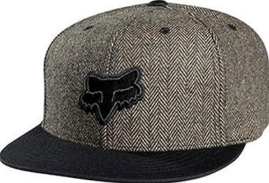 Fox Mens Switch Hitter Snapback Hat