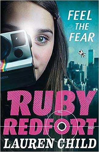 Read Feel The Fear Ruby Redfort 4 By Lauren Child