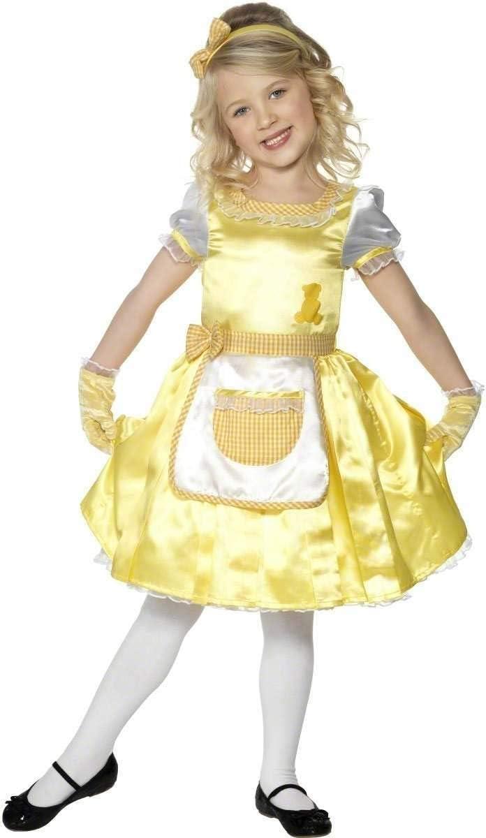 Smiffys - Disfraz infantil de Ricitos de Oro: Amazon.es: Juguetes ...
