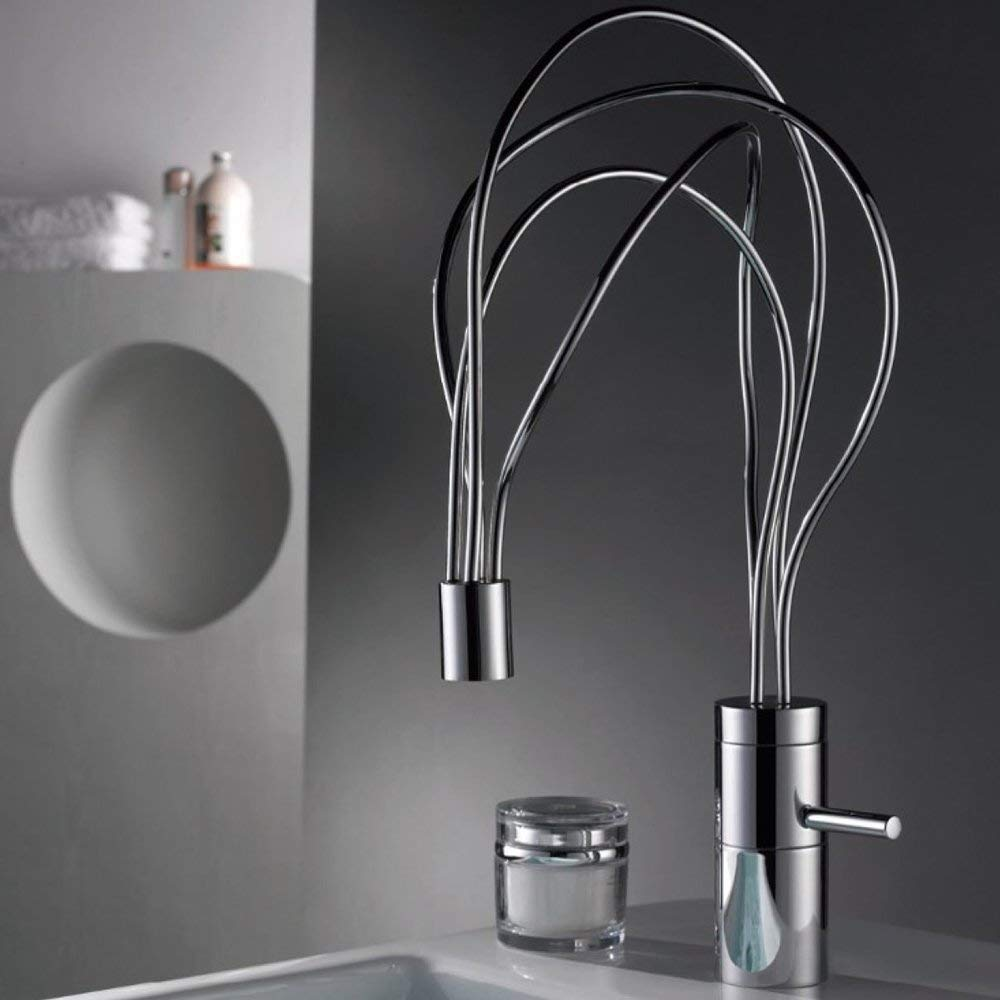 Amazon.com: Modern Spiral Mixer with Spiral line Type with Swing tap ...