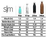 Simple Modern 9 Ounce Wave Water Bottle - Vacuum