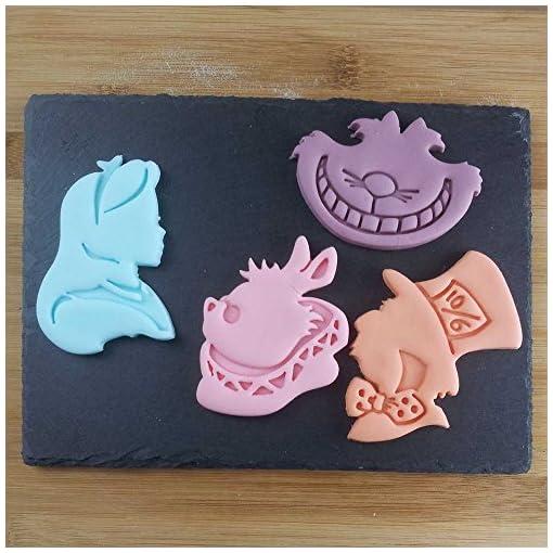 Cheshire Cat cookie cutterAlice/'s Adventures in Wonderland wedding tea party
