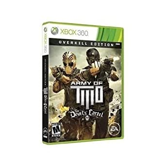 Amazon.com: Army of Two the Devils Cartel: Overkill Edition ...