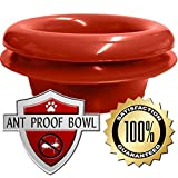 Ant Proof Bowl (Red) For Sale
