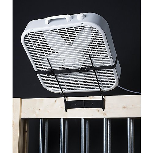 Holder Stall - Tough-1 Standard Sized Box Fan Holder