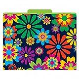 Italian Flowers FUNctional File Folders - 12/pkg