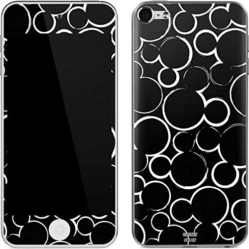 Mickey Mouse iPod Touch (6th Gen, 2015) Skin - Mickey Mouse Silhouette Vinyl Decal Skin For Your iPod Touch (6th Gen, 2015)