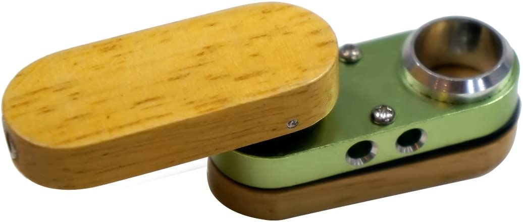 Pipa de madera para tabaco de Formax420
