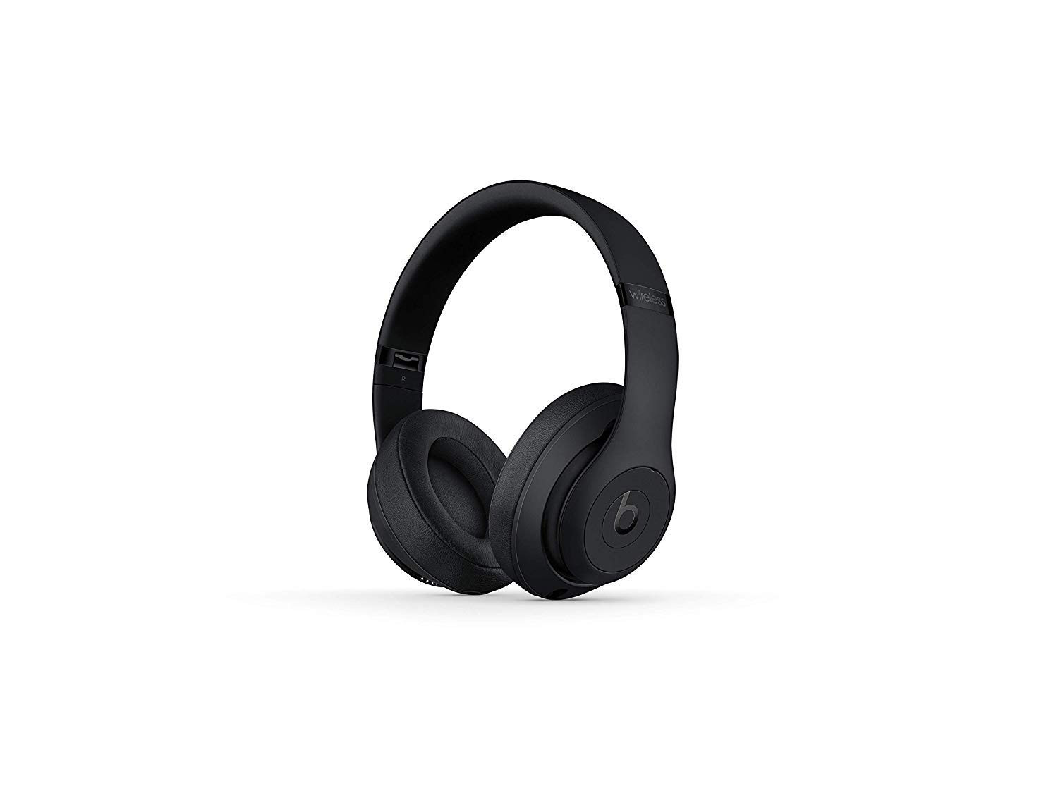 c1e82a2e668 Amazon.com: Beats Studio3 Wireless Noise Canceling Over-Ear Headphones -  Matte Black