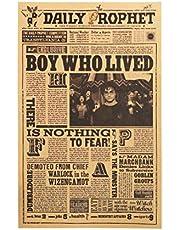 Harry Potter vintage poster (42x27 cm)