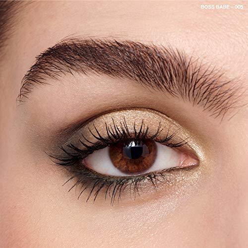 لوحة مظلل العينين ميني باور من ريميل لندن، 05 بوس بيبي، 7 غرام