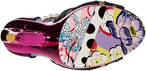 Irregular Choice Women's Shoely Not Ankle Strap Sandals Pink (Pink) e5jlY8