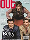 Eric Mabius, America Ferrera & Michael Urie (Ugly Betty) l Mario Diaz l Tommy Hansen (Bel Ami Gay Porn Star) l The Last of the Queer Pioneers - April, 2007 Out