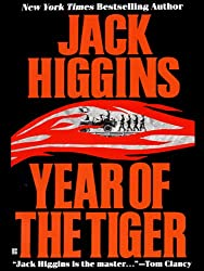 Year of the Tiger (The Paul Chavasse Novels Book 2)