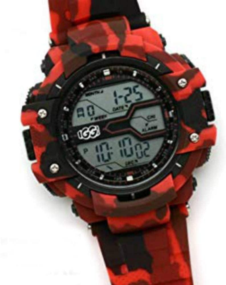 IGGI Urban Tactical Watch - Desert Red