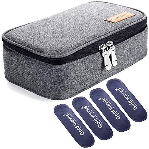 Insulin Travel Cooler Bag
