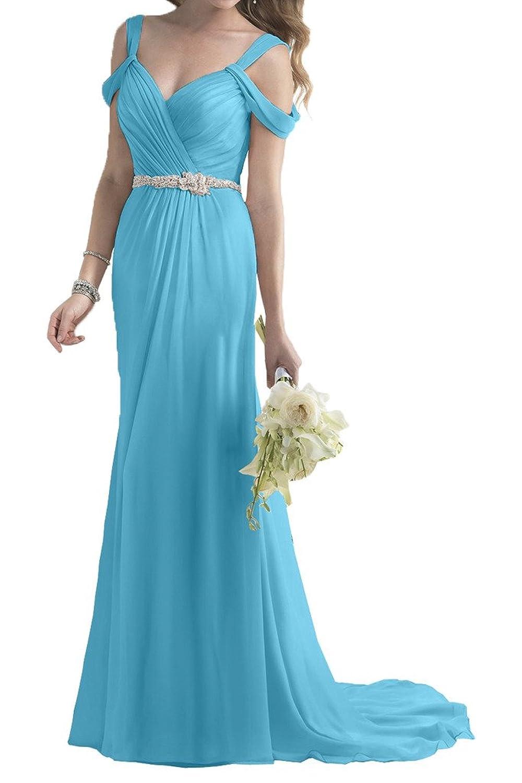 Amazon.com: MILANO BRIDE Delicate Bridesmaid Dress A-Line ...