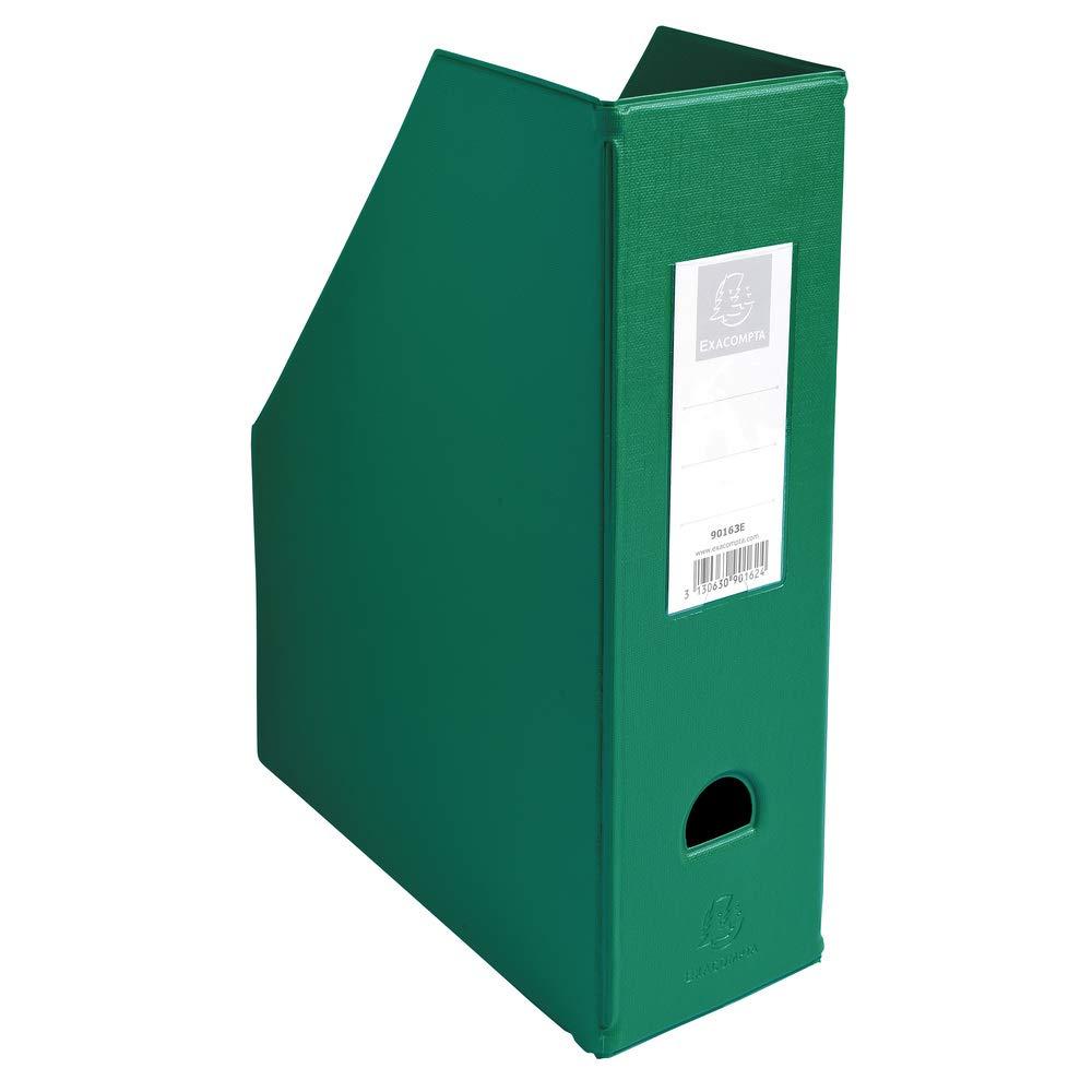 Fellowes 0017701 Portariviste Green2Desk Trasparente//Rosso