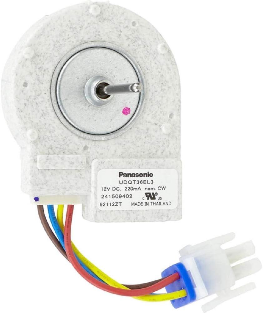 Edgewater Parts 241509402 Evaporator Motor Compatible With Frigidaire Refrigerator