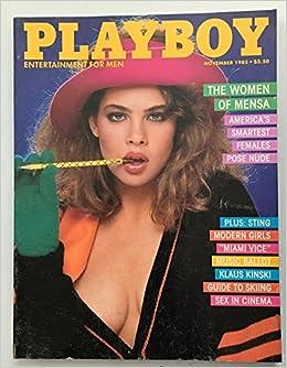 1985 magazine playboy