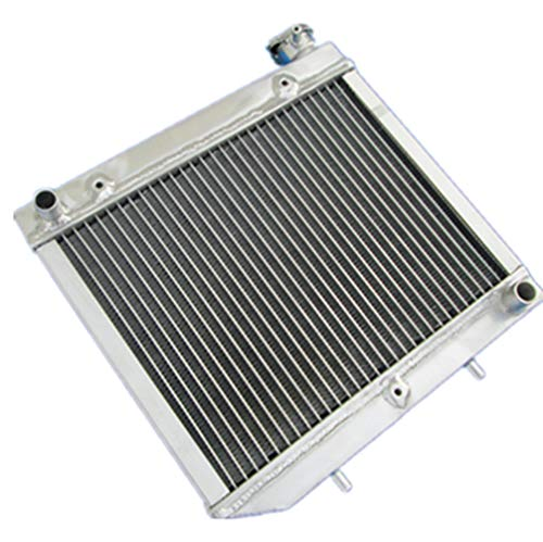 Aluminum radiator for Honda TRX450R TRX450 2004-2009 05 06 07 08