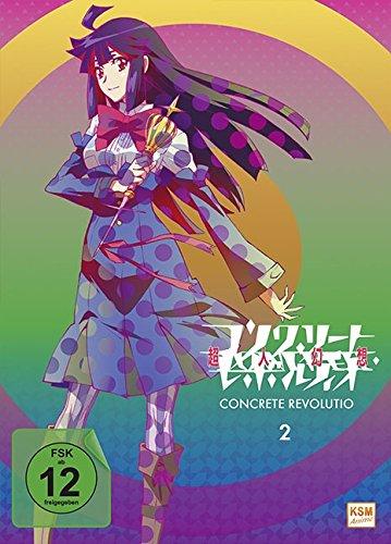 Concrete Revolutio - Staffel 1, Volume 2: Episode 08-13