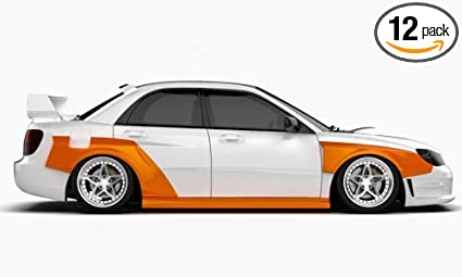 Amazon com: Subaru Impreza '2005-2007 Wide Body Kit: Automotive