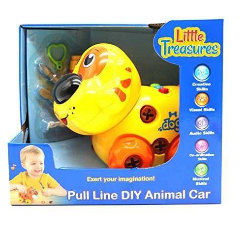 Duck Musical Pull Toy - 7