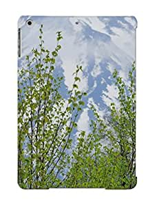 Awesome Case Cover/ipad Air Defender Case Cover(green Tree At The Snowy Mountain ) Gift For Christmas wangjiang maoyi