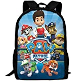 Outdoor Travel Backpack Bags - Unisex Paw-Patrol Fashion Sports Weekend Bag