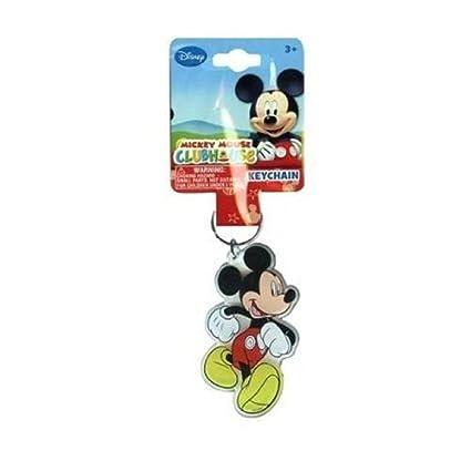 Disney Llavero con Forma de Mickey Mouse, Llavero con Forma ...