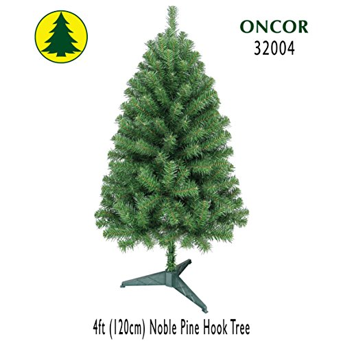 4ft Eco-Friendly Oncor Noble Pine Christmas Tree -