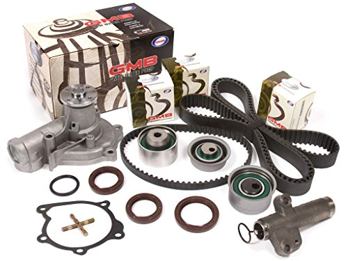 Evergreen TBK167HWP4 Fits 96-99 Mitsubishi Eagle TURBO 2.0L 4G63T Timing Belt Kit GMB Water -