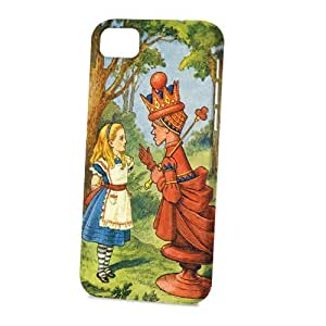 Case FunDiy For Mousepad 9*7.5Inch Vogue Version - 3D Full Wrap - 3D Full Wrap - Alice in Wonderland The Red Queen