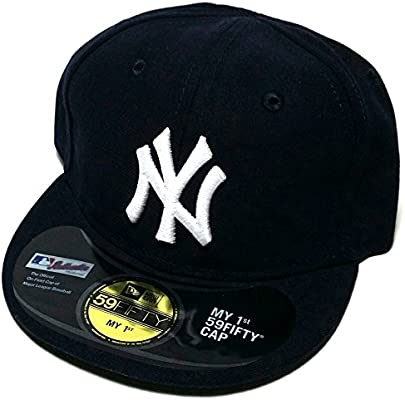 ffaab9d4b Amazon.com : New York Yankees New Era 59Fifty My First Infant 1st ...