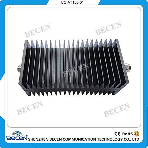 Gimax 150W N-JK coaxial fixed attenuator,DC to 3GHz, 1dB,2dB,3dB,5dB,6dB,10dB,15dB,20dB,30dB,40dB,50dB,ping - (Color: 20db) ()