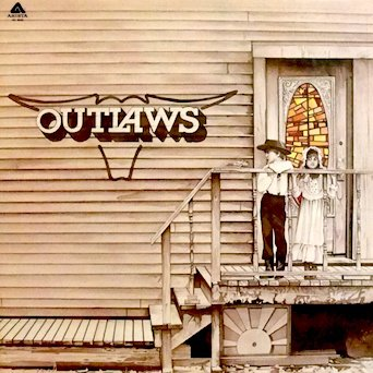The Outlaws / Outlaws: Tracklist: There Goes Another Love Song, Song for You, Song In The Breeze, It Follows From Your Heart, Cry No More & 5 More