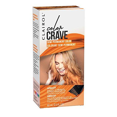 Clairol Color Crave Semi-permanent Hair Color, Apricot
