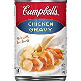 #5: Campbell's Gravy, Chicken, 10.5 Ounce (Pack of 12)