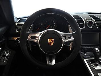 autotecknic competencia aleación de cambio de dirección para natación (plata) - Porsche 911 (997.2/991.1): Amazon.es: Coche y moto