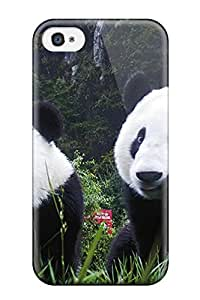 TYH - Case Cover Skin For Iphone 5c (panda Bears) phone case